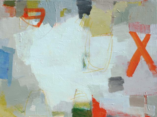 , 'X,' 2018, J. Cacciola Gallery