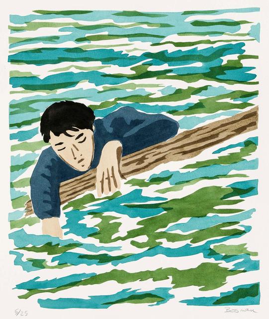 Richard Bosman, 'Adrift', 1984, Brooke Alexander, Inc.