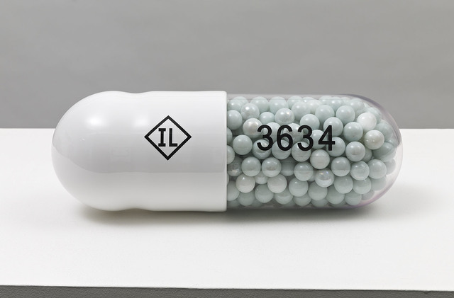 Damien Hirst, 'Theophylline Extended Release IL 3634', 2014, Paul Stolper Gallery
