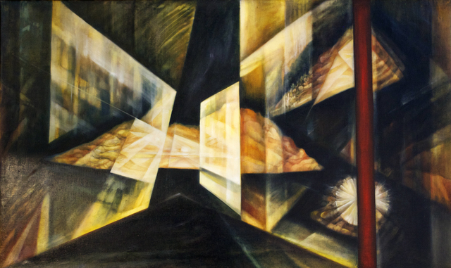 , 'In-Scape 1,' 1985, Infuse Gallery
