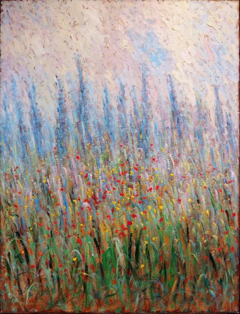 , 'Lavender II,' 2017, Galerie d'Orsay