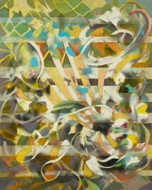 , 'Flightfall,' 2019, The Painting Center