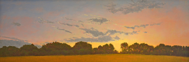 , 'March Sunset,' 2007, Madelyn Jordon Fine Art