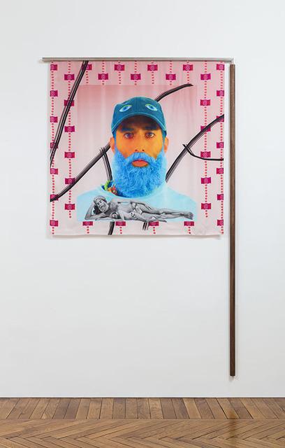 , 'Opulent Austerity (for myself),' 2018, Federica Schiavo Gallery