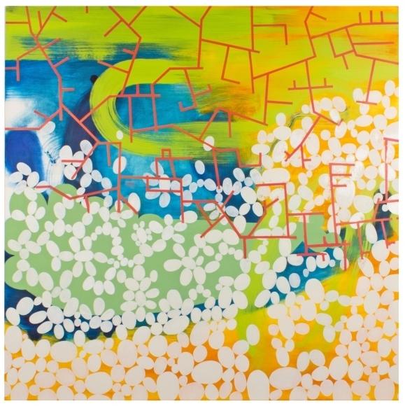 , 'Ant Farm,' 2017, Joseph Nease Gallery