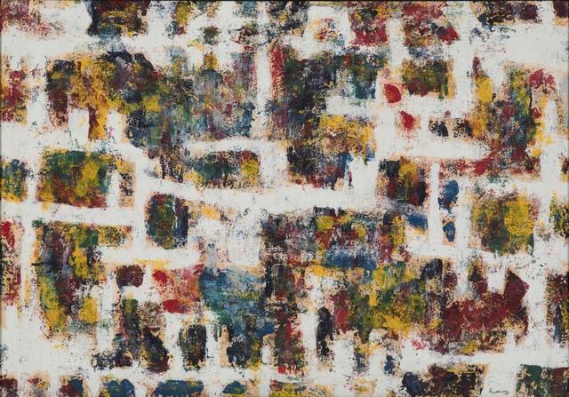 Ralph Rumney, 'Paesaggio integrale', Cambi