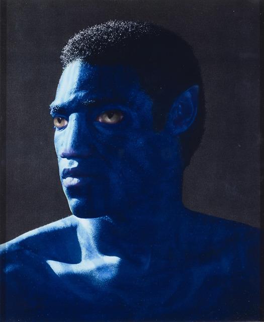 Candice Lin, 'Gaze (71)', 2013, Quadrado Azul