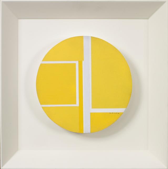 , 'Tondo,' 1971, Vallarino Fine Art