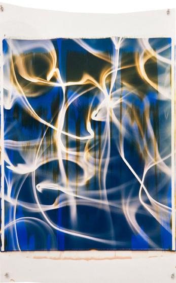 , 'Untitled Penlight (Blue),' 2007, JHB Gallery