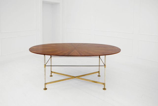 , 'dining table for Casa Rota ,' 1955, Casati Gallery