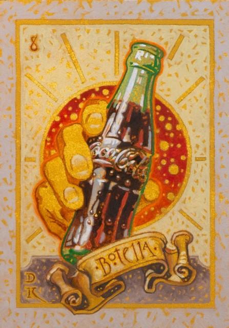 David Kammerzell, 'Botella', 2015, Abend Gallery