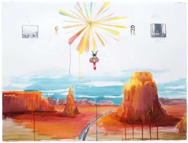 , 'Monument Valley,' 2009, Western Exhibitions