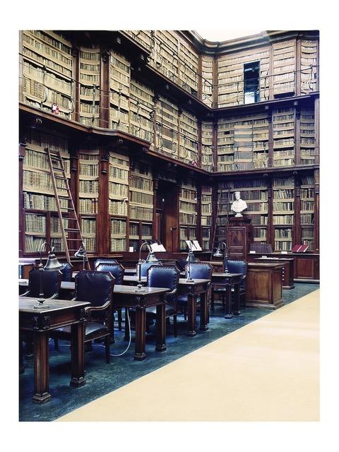 , 'Biblioteca Angelica Roma II,' 2003, Ben Brown Fine Arts