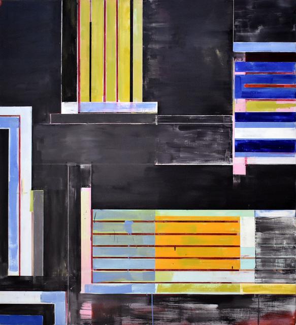 , 'Carbon Riff,' 2017, Friesen Gallery