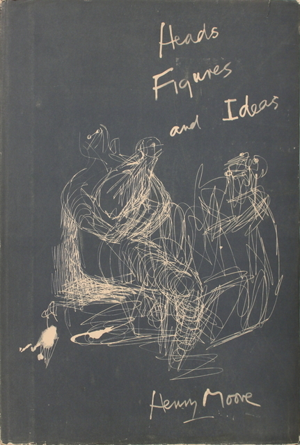 Henry Moore, 'Henry Moore Heads, Figures, and Ideas', 1958, ArtWise