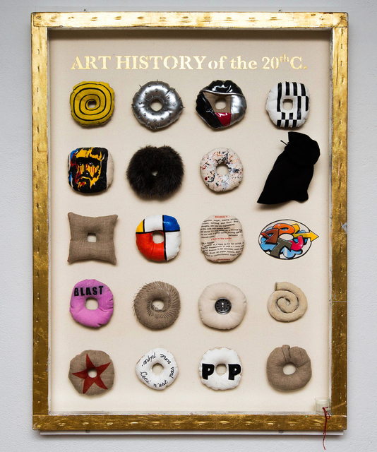 , 'Art History of the 20th C.,' 2008-2009, Modern West Fine Art