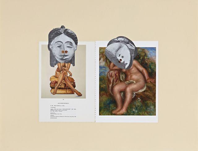 , 'Muses (Artifact 1),' 2012-2014, Brooklyn Museum