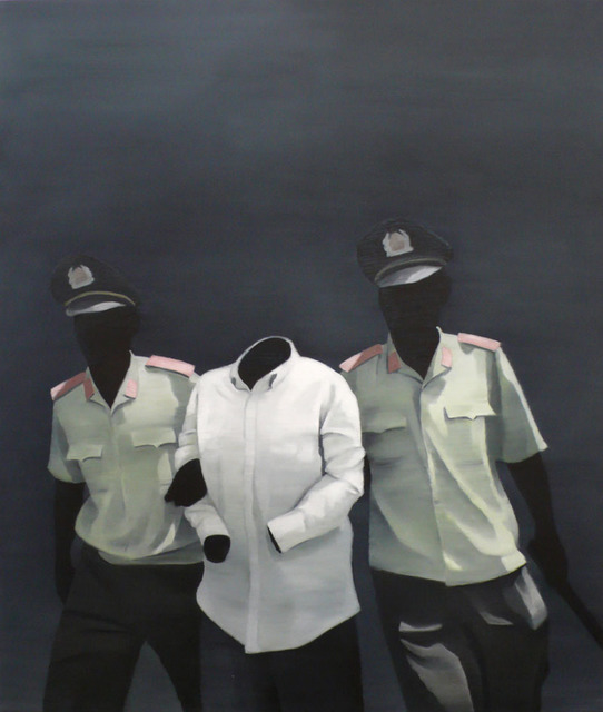 , 'Black Painting No. 30,' 2008, 10 Chancery Lane Gallery