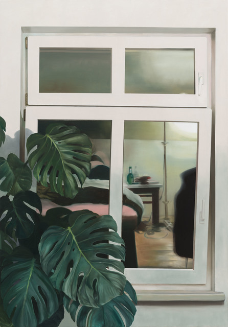 , 'Window II,' 2017, Galerie Kleindienst