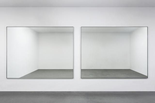 , 'Spiegel (Mirror), 687-5/6,' 1989, Marian Goodman Gallery
