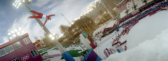 , 'Freestyle Skiing, Sochi 2014 Olympic Games,' 2014, Anastasia Photo