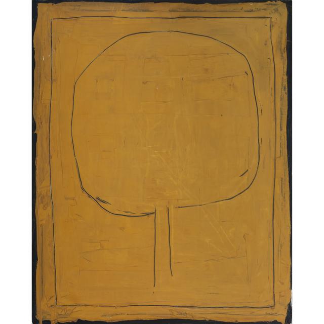, 'La morera ocre,' 1989, Galería Marita Segovia