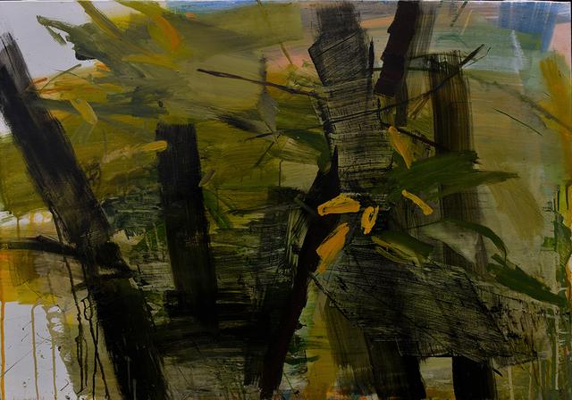 Marie-Jo Daloz, 'Parole 2', 2018, Galerie Estampe