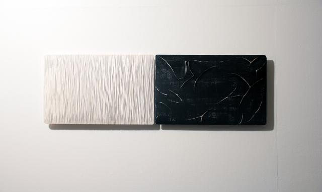 Masayuki Tsubota, 'the wall of self_gsnhf1', 2015, Gallery LVS