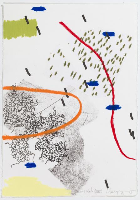 , 'Desire Worlds VIII,' 2018, David Krut Projects