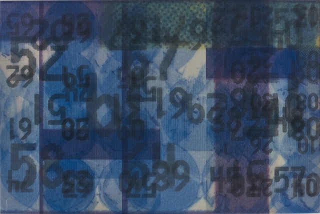 Hugh Scott-Douglas, 'Transaction Record', 2014, Print, Dye sublimation print on linen, Phillips