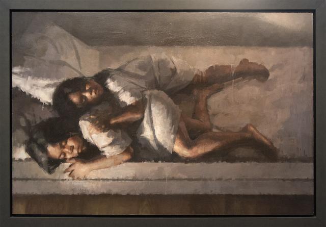 Daniel Hughes, 'Sleeping Girls', 2011, Oeno Gallery