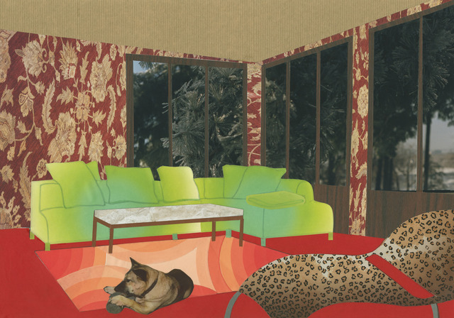 , 'Zola's Room,' 2007, Wilding Cran Gallery