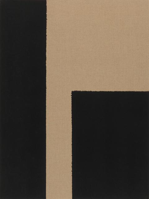 , 'Burnt Umber & Ultramarine,' 2002, Simon Lee Gallery