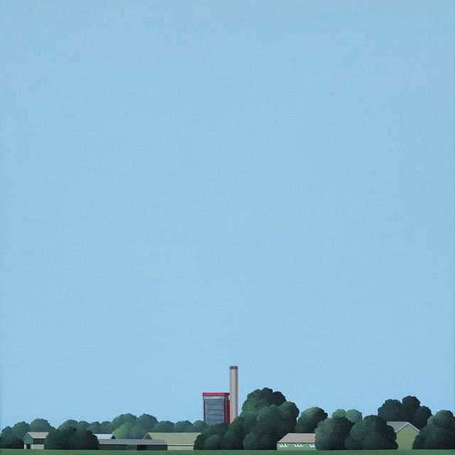 , 'Delft - Landscape painting,' 2013, Contempop Gallery