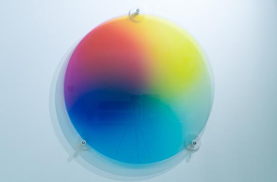 , 'Subtractive Variability Circular 2,' 2018, Danysz Gallery