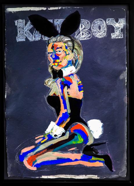 Bradley Theodore, 'Kateboy', 2015, Maddox Gallery