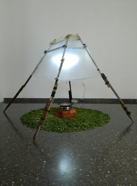 , 'Casa de lágrimas,' 2013, Páramo
