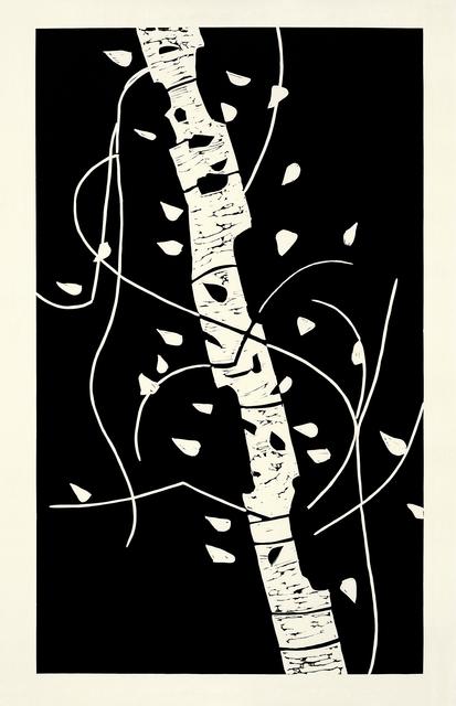 , 'Large Birch,' 2004, Galerie Sabine Knust