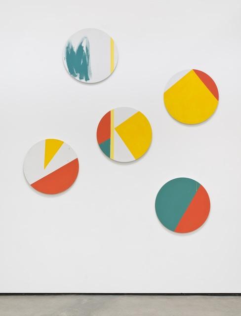 , 'Tableau en négatif,' 2014, galerie frank elbaz