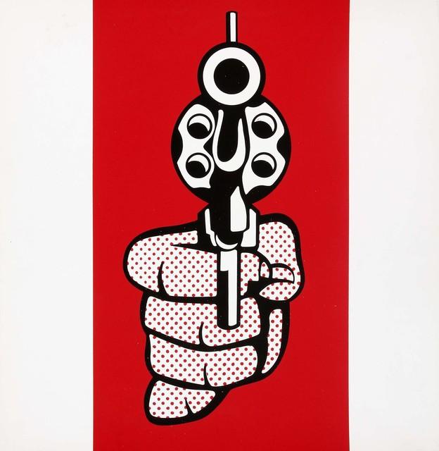 , 'Pistol,' 1968, GALLERY SHCHUKIN