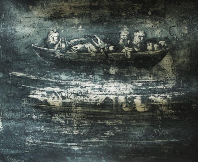 Alberto Aragon Reyes, 'Pesca Nocturna ', 2019, La Mano Magica
