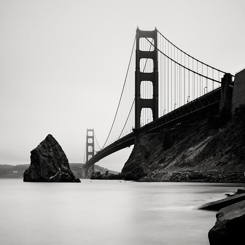 Josef Hoflehner, 'Golden Gate Study 36', 2012, Anne Neilson Fine Art
