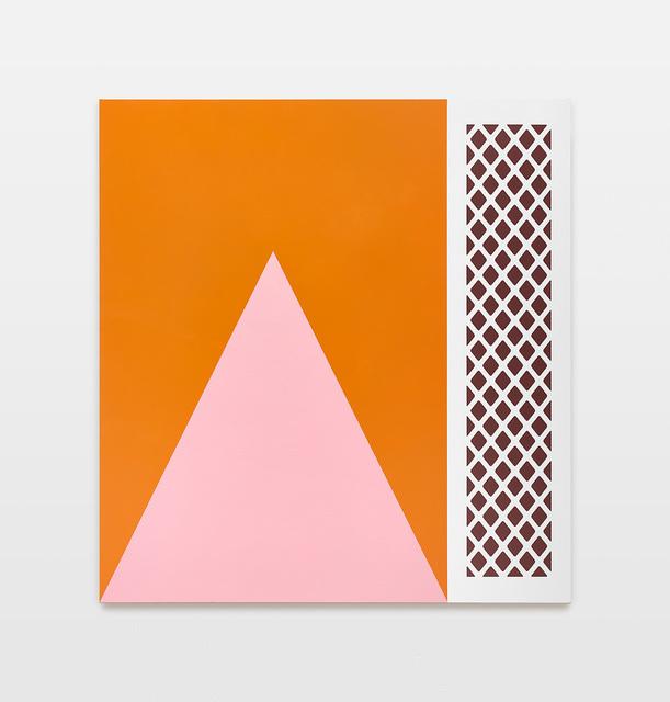 Thomas Wachholz, 'Boston red ', 2019, NINO MIER GALLERY