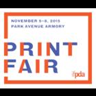 IFPDA Print Fair 2015