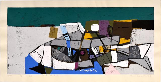 Rokushu Mizufune, 'White Beach', n.d., Scholten Japanese Art