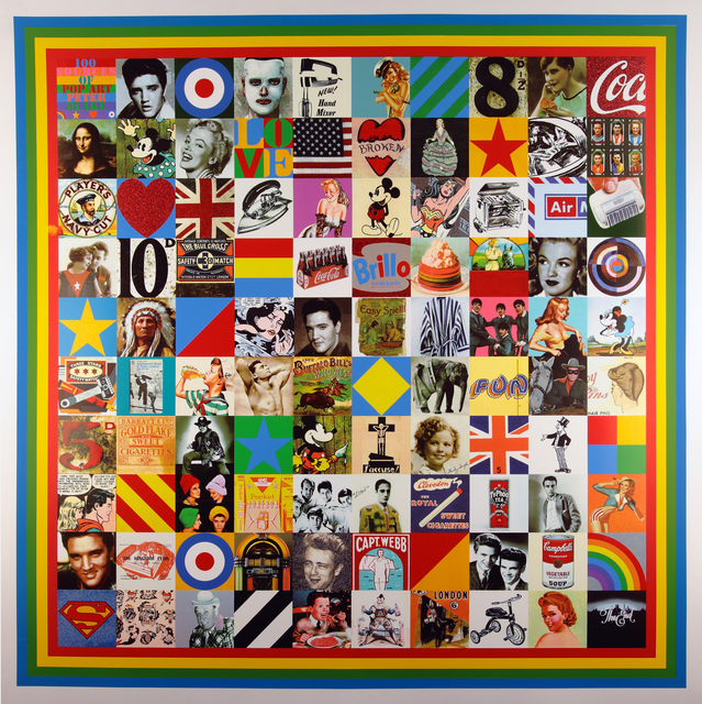 , '100 Sources of Pop Art,' 2014, CCA Galleries