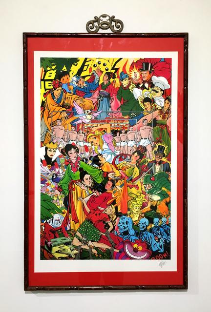 , 'Pinkachu,' 2017, Chan + Hori Contemporary