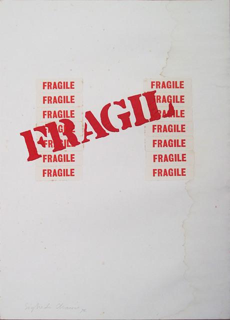 , 'Fragil,' 1974, Henrique Faria Fine Art
