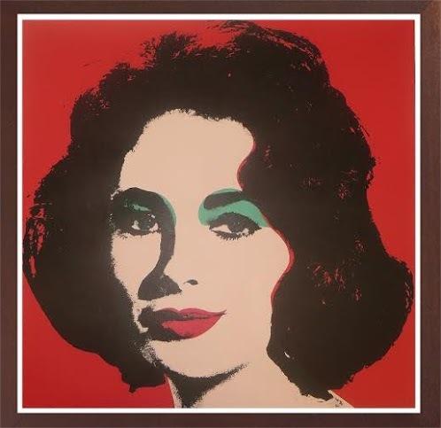 Andy Warhol, 'Liz (F. & S. II.7)', 1964, Robin Rile Fine Art