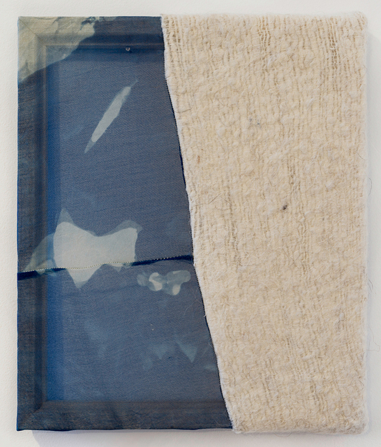 , 'Like water I have no skin (2),' 2017, Rhona Hoffman Gallery